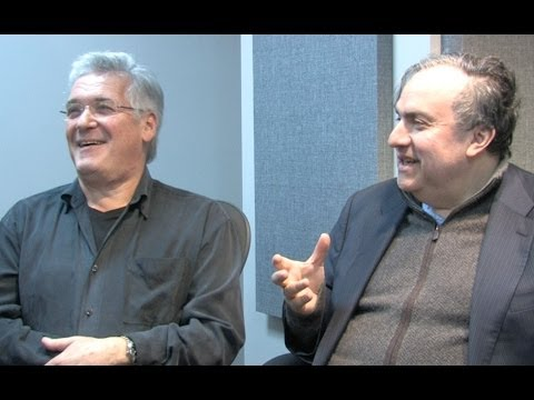 Like Family: Pinchas Zukerman and Yefim Bronfman