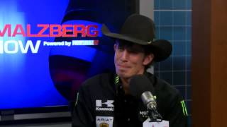 J.B. Mauney -- Current 2013 PBR (Professional Bull Riding) World Champion