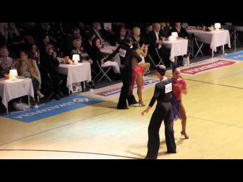 Helsinki Open 2013 | WDSF Open Adult | Latin / SF