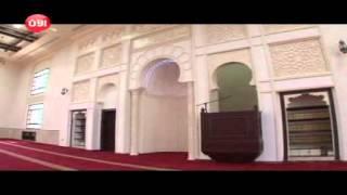 مسجد الرسالة في ابو ظبي - اجمل مساجد العالم