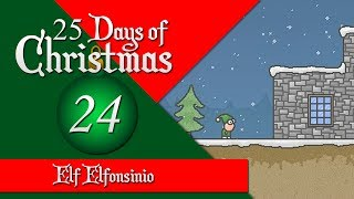 Elf Elfonsinio (25 Days of Christmas Special - 24)