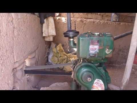 MOROCCO - Diesel Water Pump | Morocco Travel - Vacation, Tourism, Holidays  [HD]