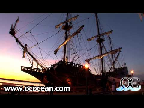 'El Galeon Andalucia' - Tall Ship - Ocean City, Maryland 2013