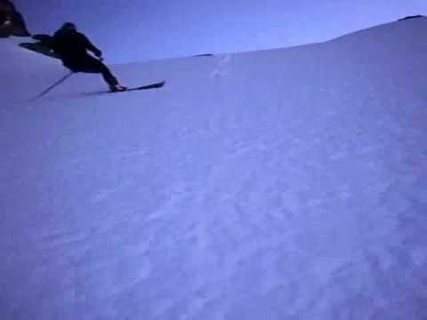 Vídeo del descenso del Pic de Maupas / Malpas