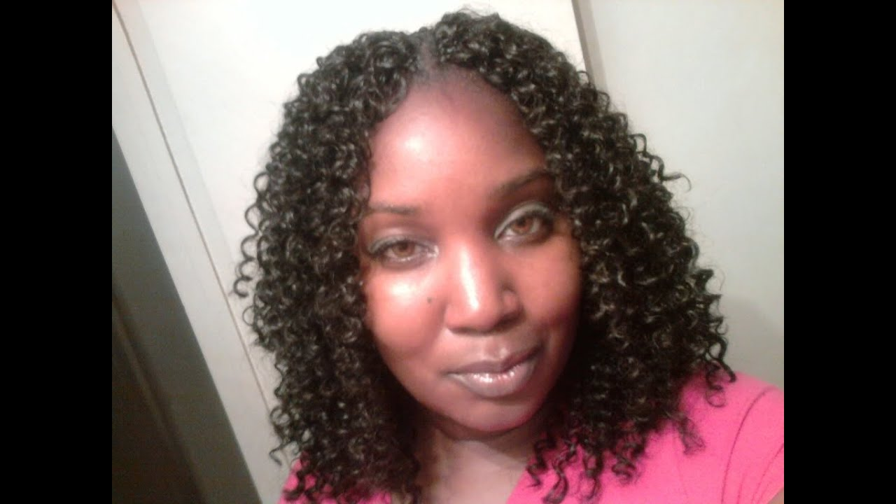 Crochet Braids Nj : Crochet Braids With Freetress Water Wave Youtube Black Hairstyle and ...