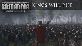 Total War Saga: Thrones of Britannia - Megjelenés Trailer