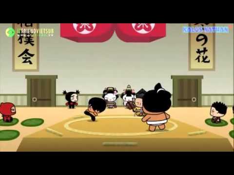 Phim Hoạt Hình Ninja Vui Nhộn Tập 15: Pucca ở Nhật Bản
