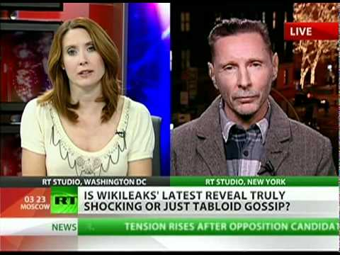 Media uses propaganda to distract from Assange, WikiLeaks