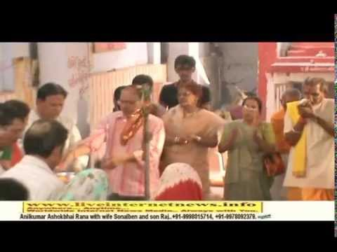 Aai Shree Khodiyar Mandir with Hanuman Jayanti 2014.Part 3