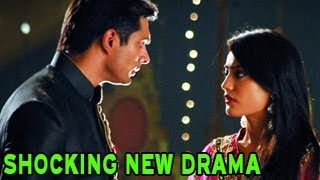Tanveer's BIG SHOCKING DRAMA in Qubool Hai 5th July 2013 FULL EPISODE