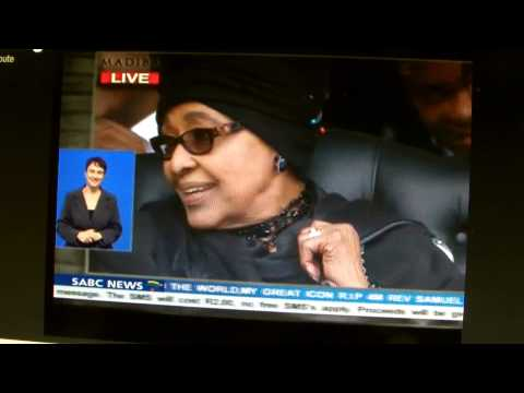 Archbishop Desmond Tutu Closing Words at Nelson Mandela Memorial Tribute