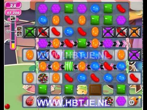 Candy Crush Saga level 553
