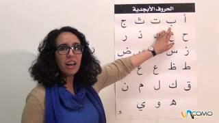 Abecedario en lengua Árabe