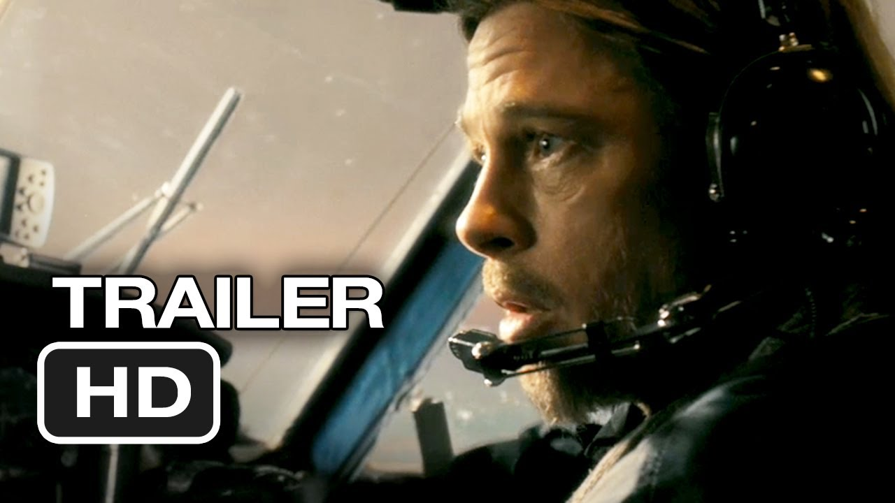 Trailer - World War Z ...