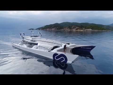 إنيرجي أوبزرفر.. أول سفينة هيدروجينية في العالم ترسو بميناء طنجة المدينة