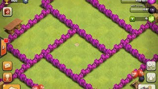 Clash Of Clans Best Th7 Farming/Hybrid Base!