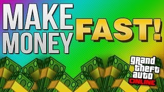 GTA 5 Online Fastest & Easiest Way To Make Money SOLO In