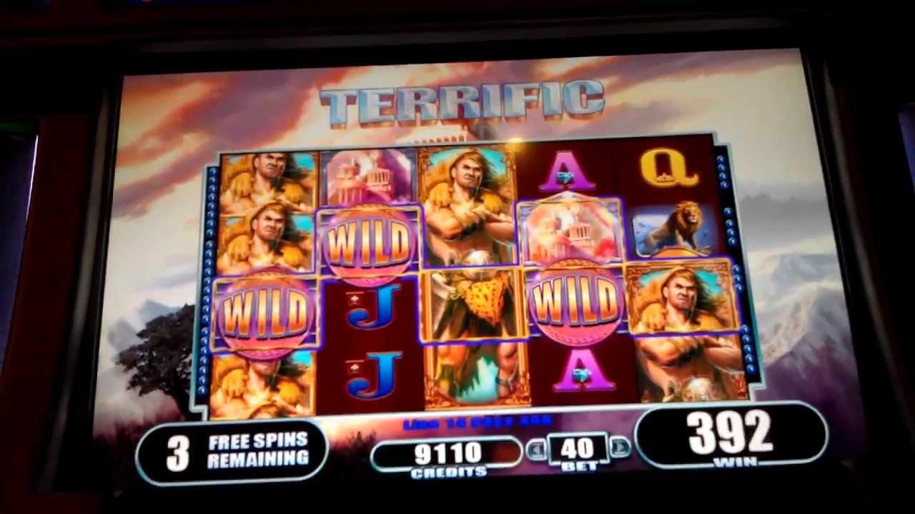 youtube casino slot wins mystic lake