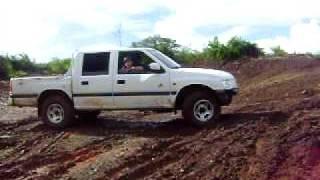 Rustiqueo JMC Camioneta China 4x4