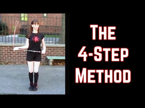 Rope Jumping Made Easy: 4 Steps to Your First Jump
