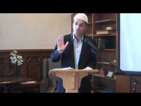 Wajahat Ali - Khutbah 3/16/12 at Duke University