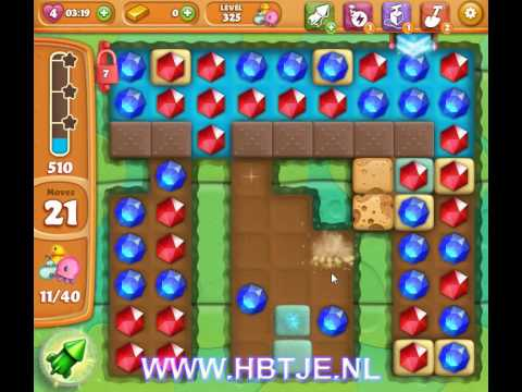 Diamond Digger Saga level 325