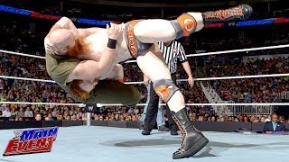 The Usos & Sheamus Vs. The Wyatt Family: WWE Main Event