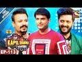The Kapil Sharma Show Ep 113 Vivek and Riteish In Kapil s Show 11th Jun 2017