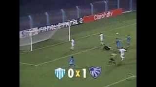 Novo Hamburgo 0 x 1 Cruzeiro Gauchão 2014