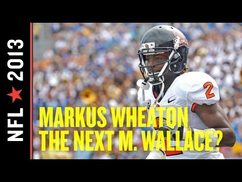 Steelers 2013 Draft: Did Pittsburgh Find Mike Wallace Replacement in Markus Wheaton?