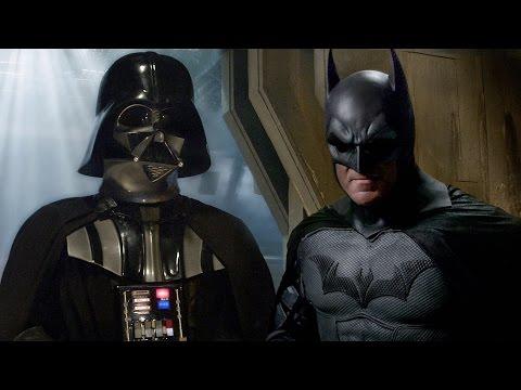 BATMAN vs DARTH VADER - Super Power Beat Down (Episode 14)