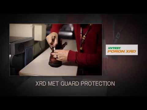 Poron XRD Metatarsal Guard Testing Procedures