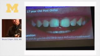 Comprehensive Esthetic and Functional Treatment - Bruce Crispin, DDS, MS