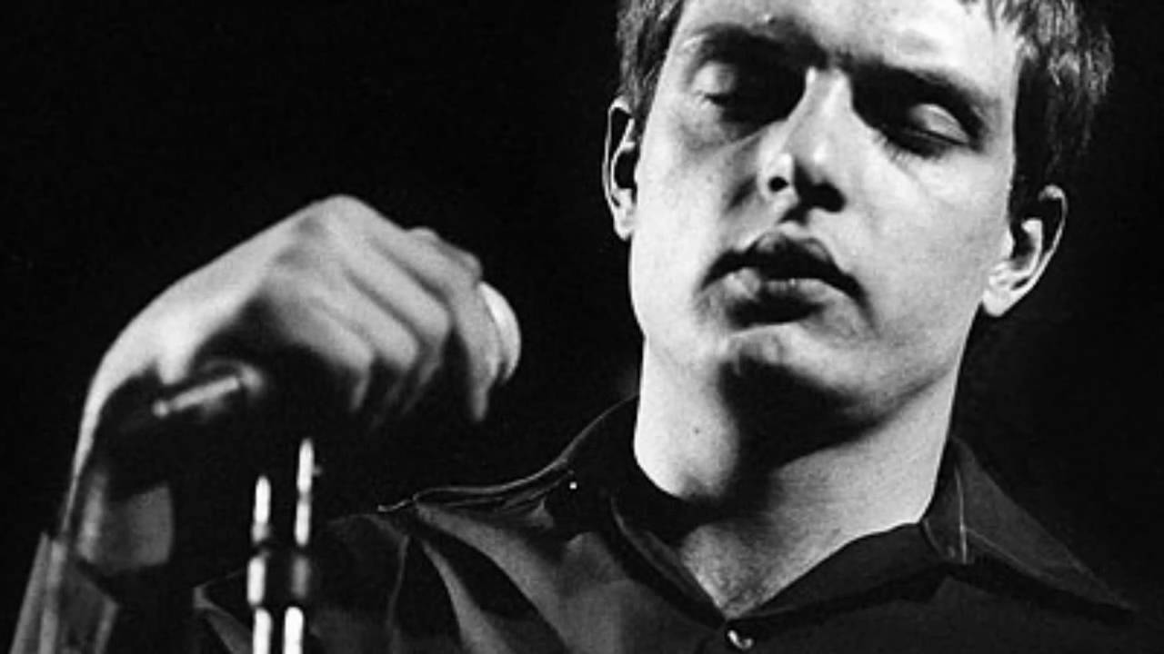 Image result for Ian Curtis