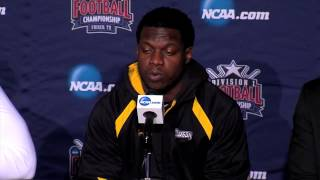 #CAAFB in Frisco: Jan. 3 Practice/Presser
