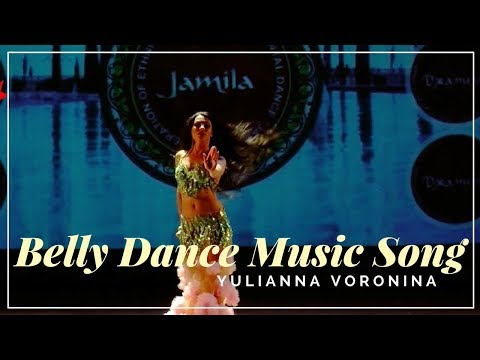 Belly Dance HD video music song - belly dancer Yulianna Voronina Belly Dancing - Bellydance
