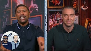 Will we see Rockets-Warriors in the Western Conference Finals?   Jalen & Jacoby   ESPN