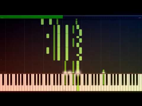 Tokyo Ghoul Unravel [Acoustic Version] {Synthesia}