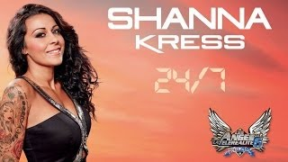 Shanna Kress - 24/7 (Lyric Video Officielle)