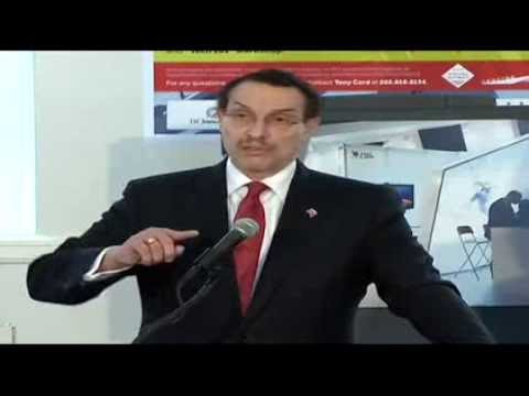Mayor Gray Announces Launch of