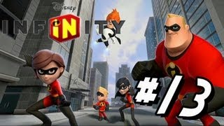 Disney Infinity Wii U Walkthrough Part 13 The