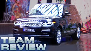 All-New Range Rover (Team Review) - Fifth Gear