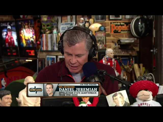 Daniel Jeremiah on the Dan Patrick Show (Full Interview) 2/26/14