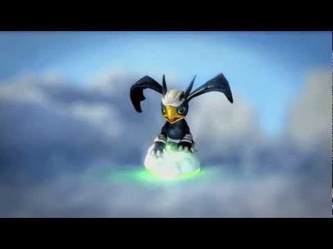 Skylanders Spyro's Adventure - Sonic Boom Trailer -qvars9KbFd4