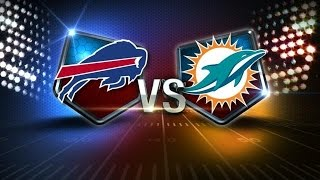 Miami Dolphins Vs Buffalo Bills WEEK 2 NFL PREVIEW
