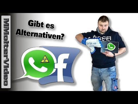 Facebook kauft WhatsApp! Gibt es Alternativen? MMolterVideo