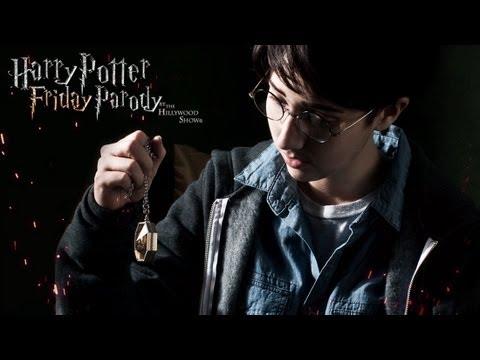 ini dia harry potter friday parody...^^
