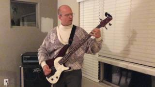 BEST BASS PLAYER EVER! Awkward Dad Auditions for his Favorite Band