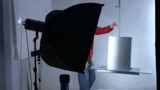 Fotografía: iluminar un objeto metálico