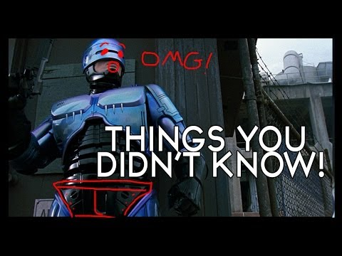 7 Little-Known Robocop Facts